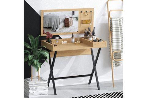 Sera Jan Dressing Table (Oak)