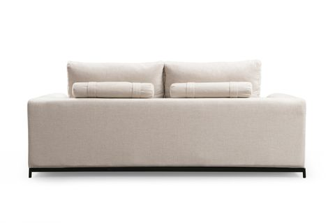 Soho Two Seater Sofa, Cream