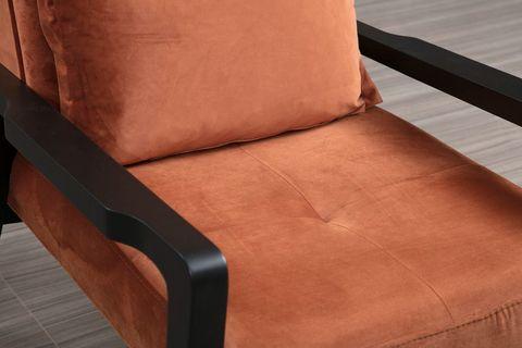 Soho Armchair, Terracotta