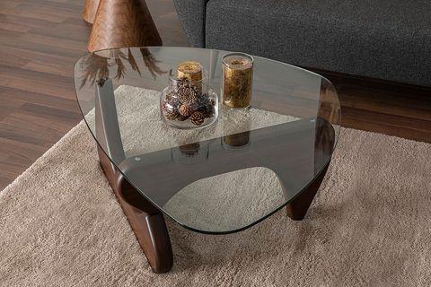 Venux Coffee Table, Walnut