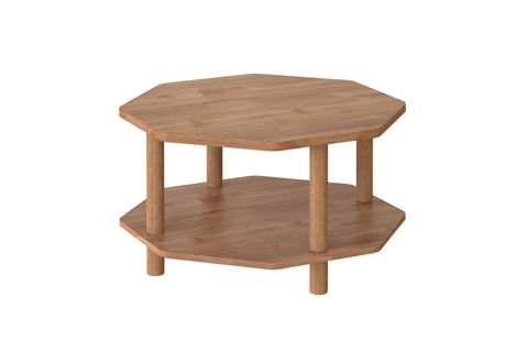 Maya Octagon Coffee Table (Large)