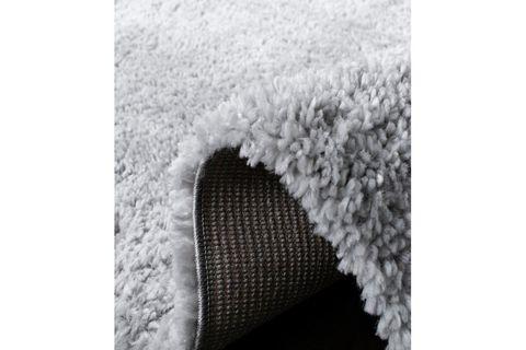 Ava Minimalist Woven Rug, 200 x 290, Grey
