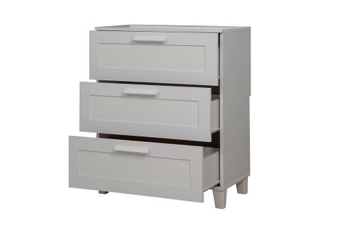 Victoria Chest of Drawers, White