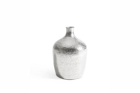 Mia Nickel Vase, Large
