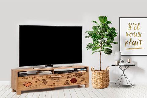 Bruce TV Unit 140 cm, Retro