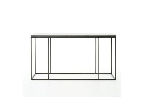 Taza Console Table, 150 cm, Black