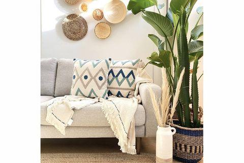 Bohemia Beach Cushion Cover Set