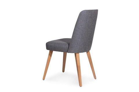 Puffy Chair, Grey