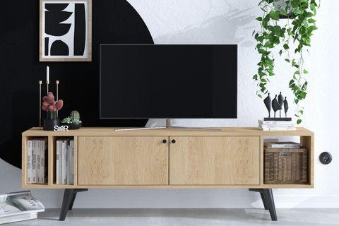 Sera Open TV Unit (Wide)