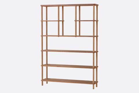 Jago Bookcase, Light Wood