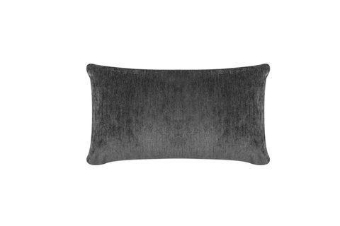 Agnes Cushion Cover, 30x50 cm, Grey