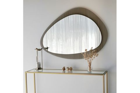 Nifty Mirror, Brown