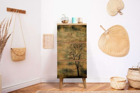 Motto Chest of Drawers, Forest Night