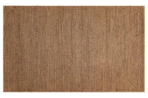 CEDİ BROWN JÜT EL DOKUMA SİSAL HASIR KİLİM 120x180