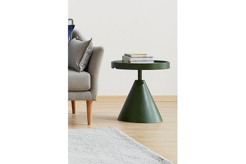 Pino Side Table, Dark Green