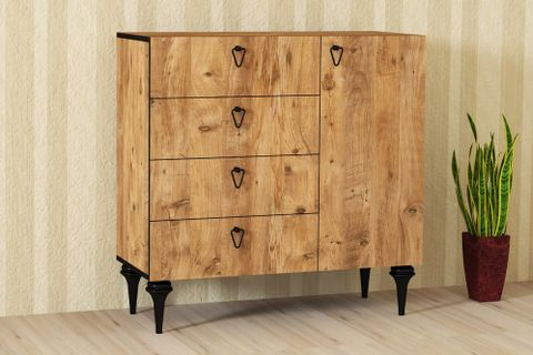 Merisa Chest Of Drawers, Light Wood