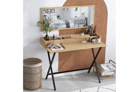 Sera Sim Dressing Table (Oak)