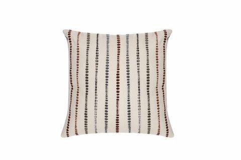 Putri Cushion Cover, 45x45 cm, Dark Lines