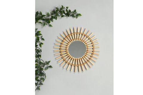 Anna Rattan Mirror (Small)