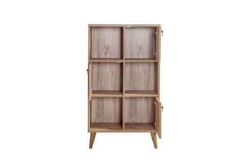 Motto Bookcase, Natural