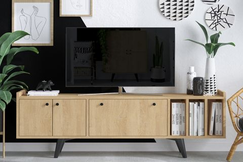 Sera Open TV Unit (Left)