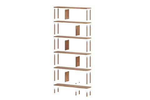 Maya Modular Bookcase