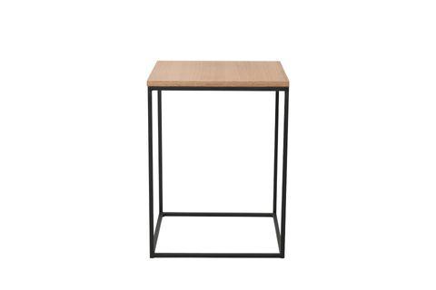 Bono Side Table, Walnut
