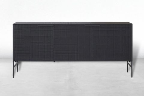 Sohomanje Console, 160 cm, Black
